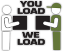 You Load, We Load junk removal service