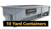 10 yard roll off container rental