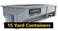 15 yard dumpster rentals
