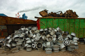 business recycling in Aurora, IL