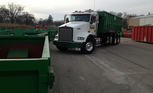 Roll Off Dumpsters in Naperville IL