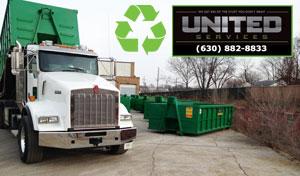 recycling in Aurora, IL